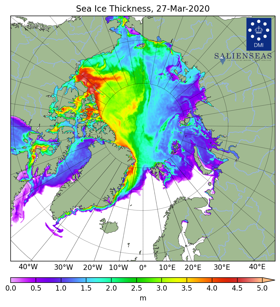 Arctic Sea Ice 2020? : Environment, Weather & Climate